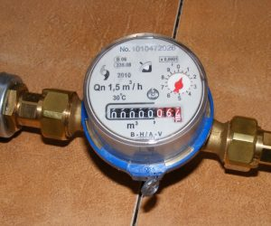 Domestic water meters of all types